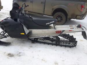 2009 Polaris 800-VERY low KM's