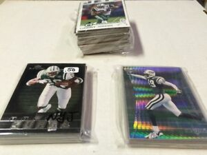 New York Jets football cards