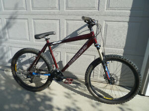 Custom Built and Upgraded Norco Bigfoot Mountain Bike