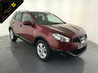 2010 NISSAN QASHQAI N-TEC DCI 5 DOOR HATCHBACK 1 OWNER SERVICE HISTORY FINANCE