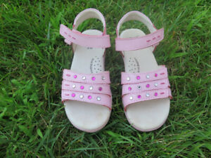 1dd10c3e1b27a PEDIPED Girl Sandals - pink - size 28