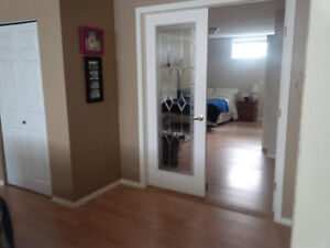 Spacious and bright basement suite in St.Albert