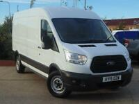 2015 Ford Transit 2.2 TDCi 125ps L3 H2 Van 5 door Panel Van