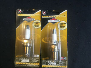 Gold spark plugs