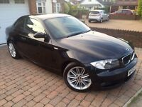 BMW 1 Series 2.0L 120D M Sport In Prestige Condition! 1 Year MOT/Full BMW Service History/HPI Clear