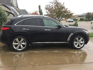 2009 Infiniti FX FX 50 Black on Black SUV, Crossover