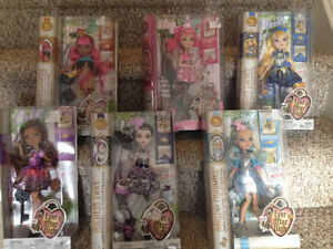 New! Ever After High dolls with accessories Reduced!! Kitchener / Waterloo Kitchener Area image 2
