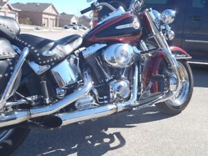 2002 Harley Davidson in Mint Condition