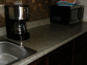 FOR SALE - Laminate Countertop With Sink (Good Condition)