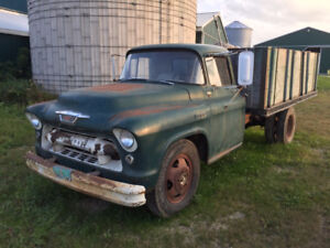 Six 10 bolt 20 inch for 1955 chev 2ton truck