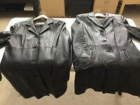Black Leather Coats