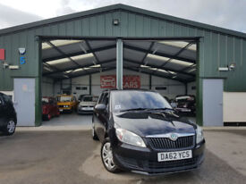 2013 Skoda Fabia 1.6TDI CR ( 90bhp )DIESEL NEW SERVICE FINANCE AVAILABLE NOW!!!!