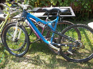 BIKES FOR PARTS OR TO FIX