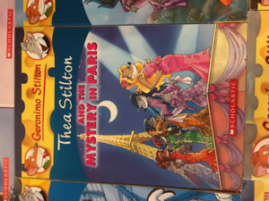 Books - Geronimo Stilton