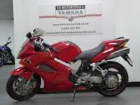 02 REG HONDA VFR 800 IN GREAT CONDITION ALL KEYS 1 PREVIOUS OWNER HISTORY