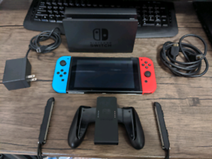 Trade Nintendo switch for iPad 6th gen