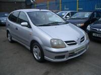 2003 Nissan Almera Tino 1.8 SE 5dr