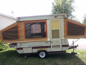 1986 Lionel Tent Trailer to Trade or Sell