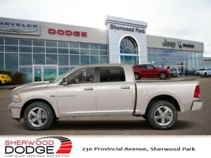 2010 Dodge Ram 1500   5.7L HEMI | HEATED SEATS | DVD | SUNROOF