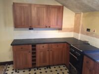 B & Q Kitchen, used for sale  Leicestershire