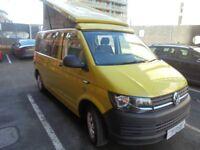 VW Volkswagen Transporter Danbury Active 2 Berth 4 Seat belts Campervan For Sale
