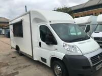 9fe9189c82 Fiat Ducato 2.3JTD MOBILE CATERING BURGER FOOD COFFEE  VAN FOR SALE