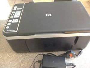 HP DeskJet F4100 All-in one printer