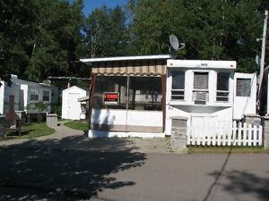 Roulotte Camping Evasion St-Gedeon