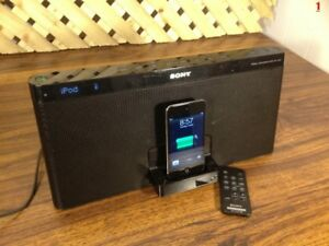 Sony RDP-XF100p Dock/Radio