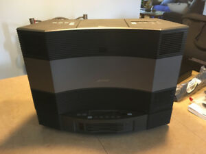 Bose Acoustic Wave System II with  5 Multi Disk CD Changer