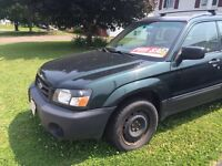 2003 forester