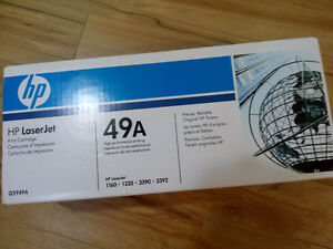 Lazer Printer Toner Cartridge Black