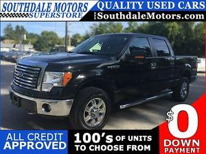 2012 FORD F-150 XLT/XTR * 4WD * POWER GROUP