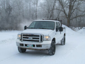 05 ford super duty