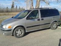 2005 Chevrolet Venture 17 Minivan, Van