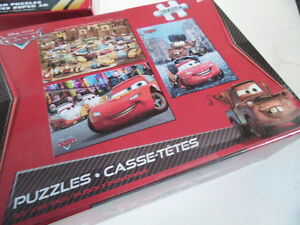 *new* CARS Puzzles - regular and 3D Kingston Kingston Area image 2