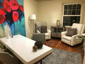 Office Share-Therapy Room-Avail 8-5 Monday to Friday