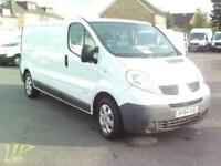 Renault Trafic LL29DC 115PS DIESEL MANUAL WHITE (2014)