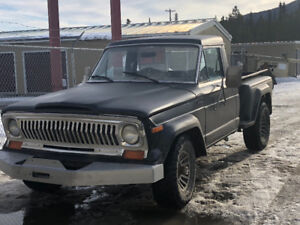 trucks jeeptruck images jeep pickup on for truck and sale pinterest best parts honcho amc