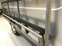 VAUXHALL VIVARO LWB WINDOW RACK GLASS VAN 115ps LOW MILEAGE 23,000 SILVER
