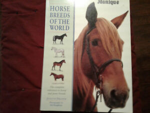 Books about Horses and training