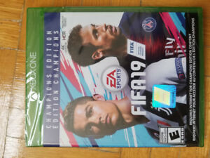 FIFA 19: Champions Editions | Early Copy (Brand New)