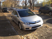 2009 Honda Civic LX Sedan ***VERY LOW MILEAGE***