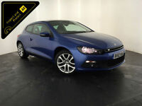 2012 VOLKSWAGEN SCIROCCO BLUEMOTION TDI SERVICE HISTORY FINANCE PX WELCOME