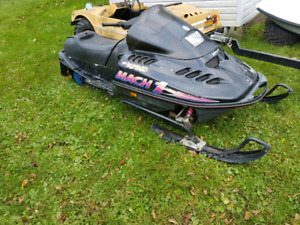 1994 skidoo mach 1 part out
