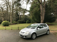 2006 Volkswagen Golf 2.0 GT TDI Turbo Diesel 5 Door Hatchback Silver