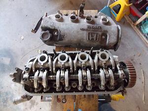 Honda engine head