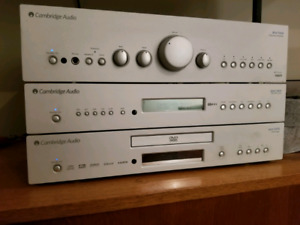 Ensemble Hi-fi Cambridge Audio Azur