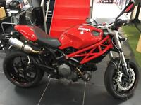 DUCATI MONSTER 796 VERY CLEAN BIKE WITH LOVELY EXTRAS AND LOW MILES.