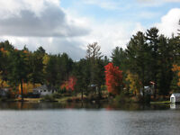MUST SELL- Bungalow on Farm Lake, Qc DEEDED ACCESS TO LAKE